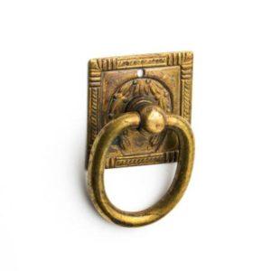 Art Nouveau Ring Pull
