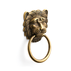 Lion Ring Pull