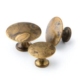 Italian Brass Knob
