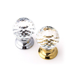 Diamant Crystal Knob